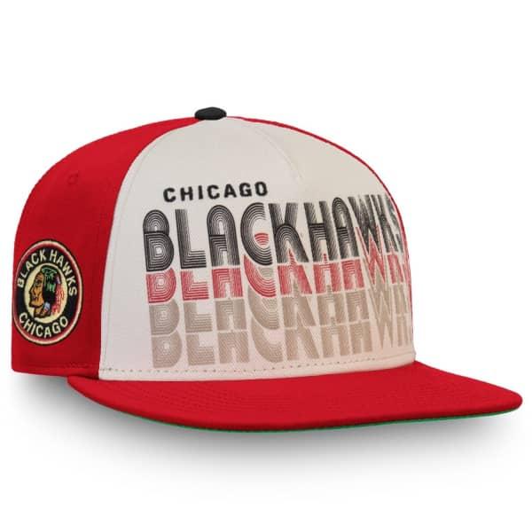 Chicago Blackhawks True Classic NHL Snapback Cap