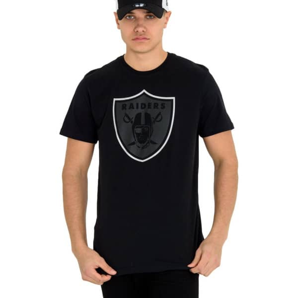 Oakland Raiders Tonal Outline NFL T-Shirt