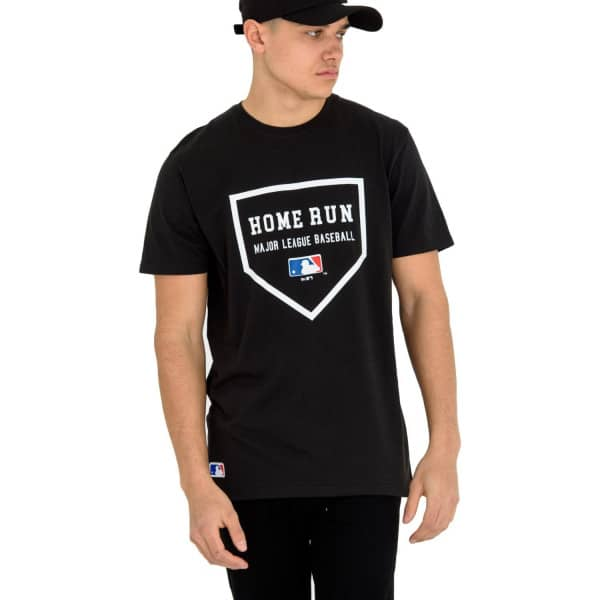 MLB League Slogan Home Run T-Shirt