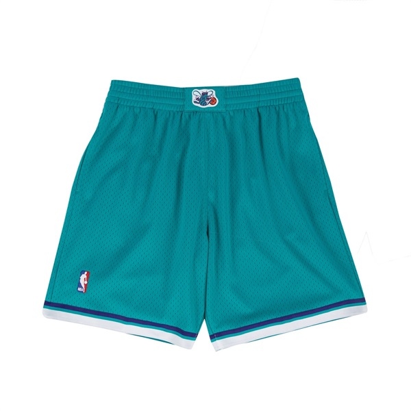 Charlotte Hornets 1992-1993 Swingman NBA Shorts