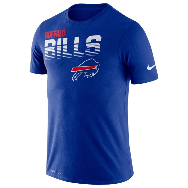 Buffalo Bills 2019 NFL Sideline Scrimmage T-Shirt