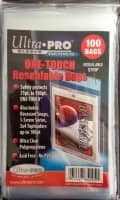 Ultra Pro One Touch Resealable Bags - 100 Stk Packung