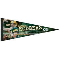 Green Bay Packers Aaron Rodgers Premium NFL Wimpel