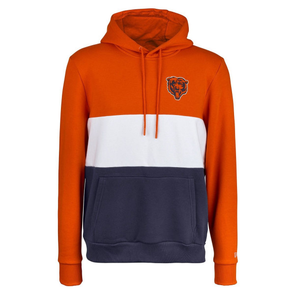 Chicago Bears 2019 Color Block NFL Hoodie