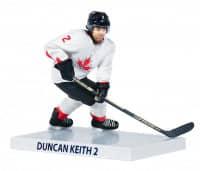 Duncan Keith Team Canada WCH 2016 NHL Figur (16 cm)