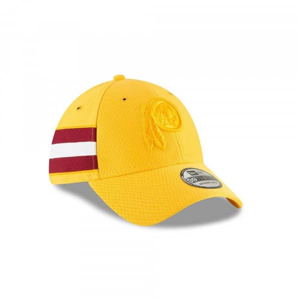 buy online 268e5 c1d57 New Era Washington Redskins 2018 Color Rush 39THIRTY NFL Flex Cap   TAASS.com  Fan Shop