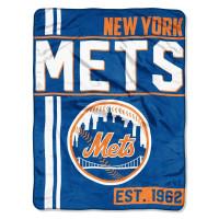 New York Mets Super Plush MLB Decke