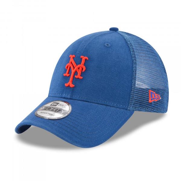 New York Mets Basic 9FORTY Trucker MLB Cap