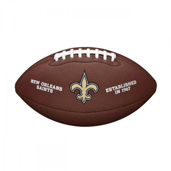 New Orleans Saints Composite Full Size NFL Football