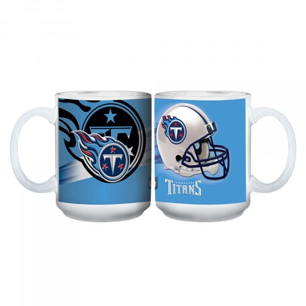Tennessee Titans Dynamic Jumbo NFL Becher (440 ml)