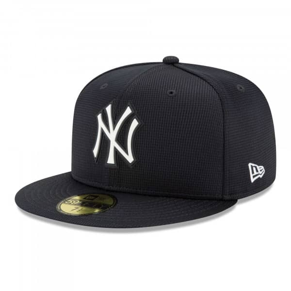 New York Yankees 2021 MLB Authentic Clubhouse New Era 59FIFTY Fitted Cap