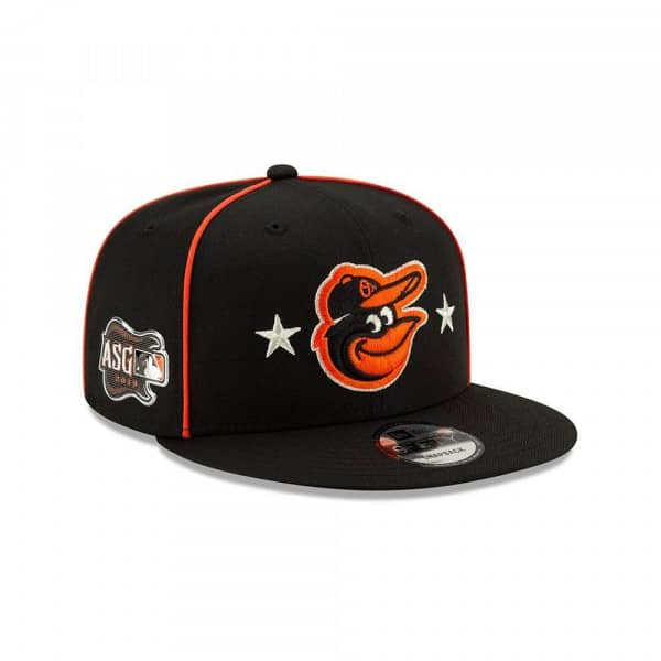 Baltimore Orioles 2019 MLB All Star Game 9FIFTY Snapback Cap
