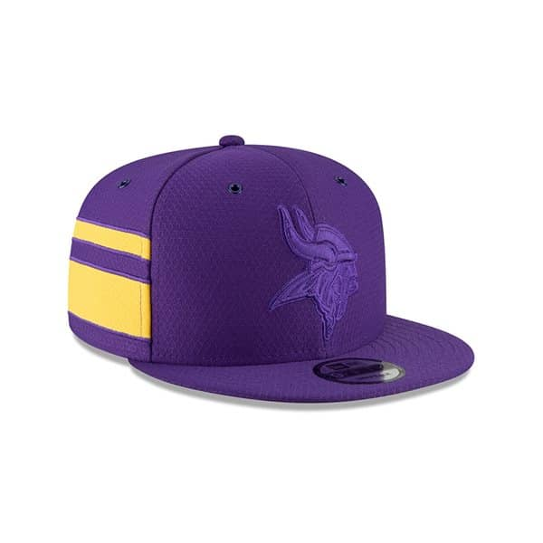 online store 10c42 a0138 ... best price minnesota vikings 2018 color rush 9fifty nfl snapback cap  fa891 389a7