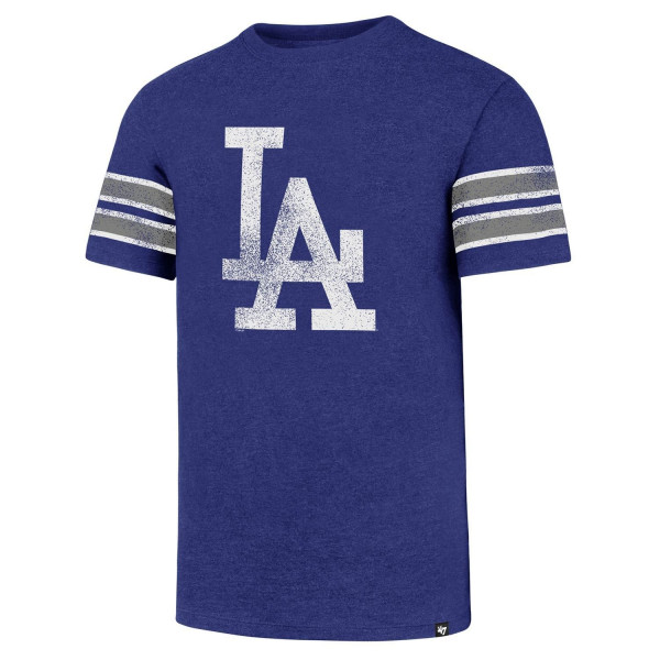 Los Angeles Dodgers Stripe '47 Brand MLB T-Shirt
