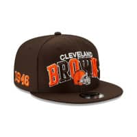 Cleveland Browns 2019 NFL 1990s Sideline 9FIFTY Snapback Cap Home