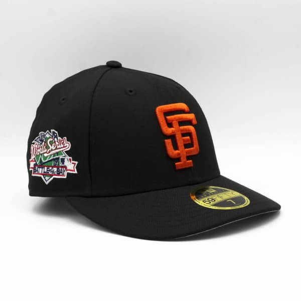 San Francisco Giants 1989 World Series Low Profile 59FIFTY Fitted MLB Cap