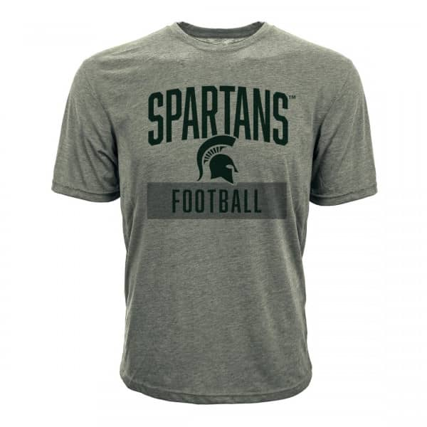 Michigan State Spartans Football NCAA T-Shirt