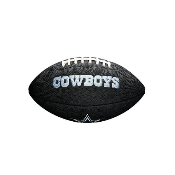 Dallas Cowboys NFL Mini Football Schwarz