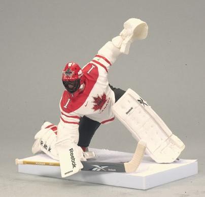 Team Canada 2010 Roberto Luongo Figur