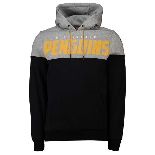 Pittsburgh Penguins Cut & Sew Sweatshirt NHL Hoodie