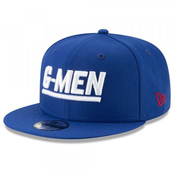 New York Giants Logo Elements 9FIFTY Snapback NFL Cap