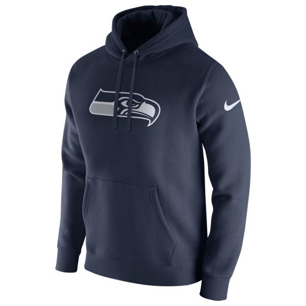 Seattle Seahawks Club Fleece NFL Sweatshirt Hoodie