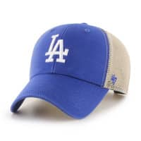 Los Angeles Dodgers MLB '47 Brand Flagship Wash MVP Trucker Cap