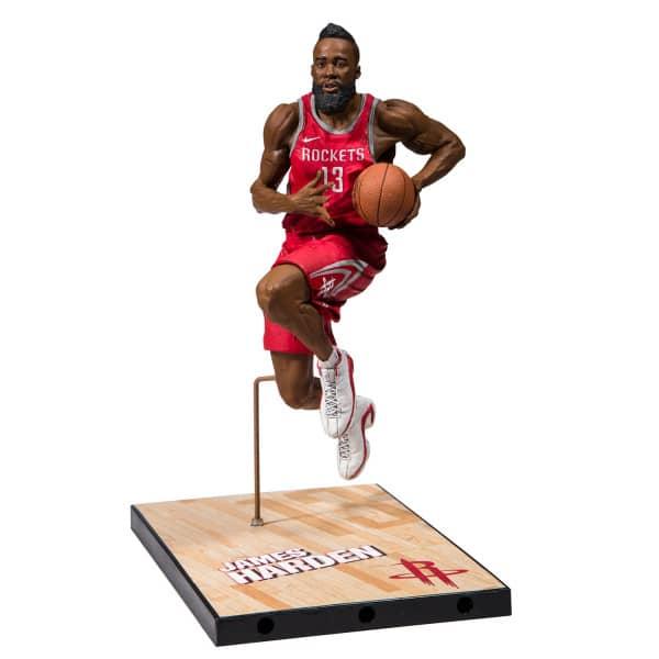 7adb109e756 McFarlane NBA 2K19 James Harden Houston Rockets Action Figur (18 cm ...