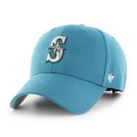 Seattle Mariners '47 MVP Adjustable MLB Cap Türkis
