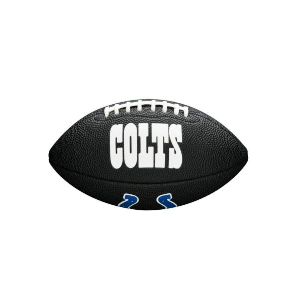 Indianapolis Colts NFL Mini Football Schwarz