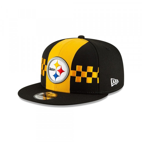 Pittsburgh Steelers 2019 NFL Draft On-Stage 9FIFTY Snapback Cap