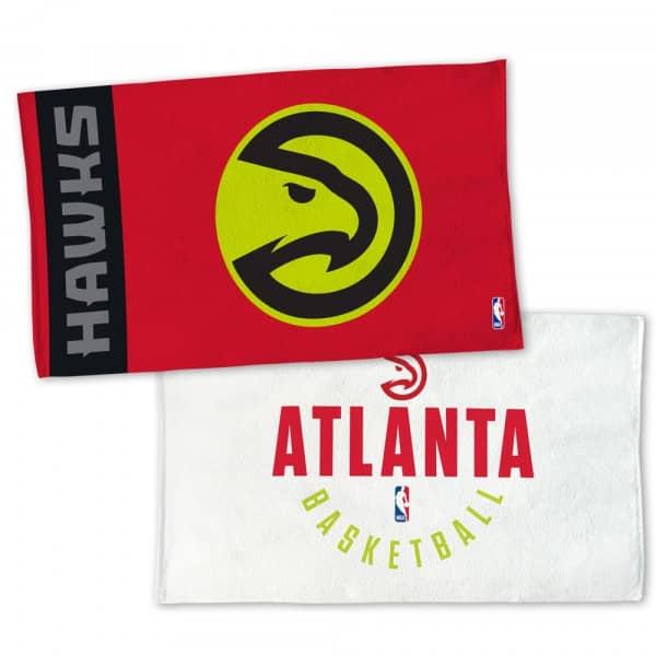 Atlanta Hawks NBA On-Court Bench Handtuch