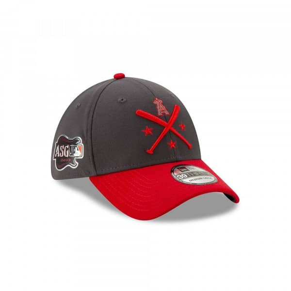 Los Angeles Angels 2019 MLB All Star Workout 39THIRTY Flex Fit Cap