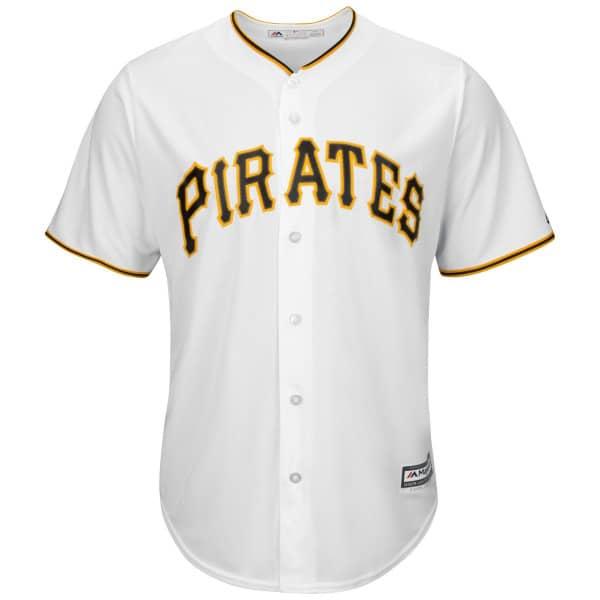 Pittsburgh Pirates Cool Base MLB Trikot Home