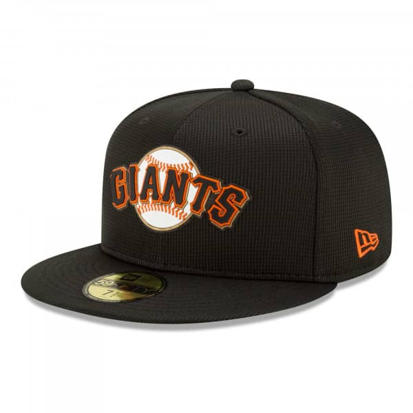San Francisco Giants 2021 MLB Authentic Clubhouse New Era 59FIFTY Fitted Cap