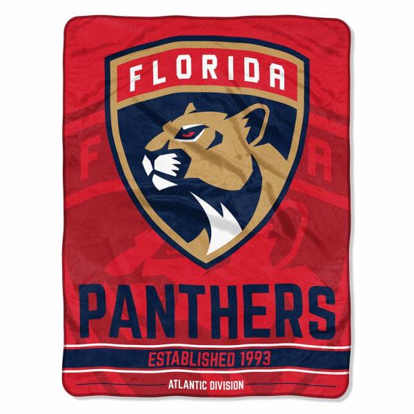 Florida Panthers Super Plush NHL Decke