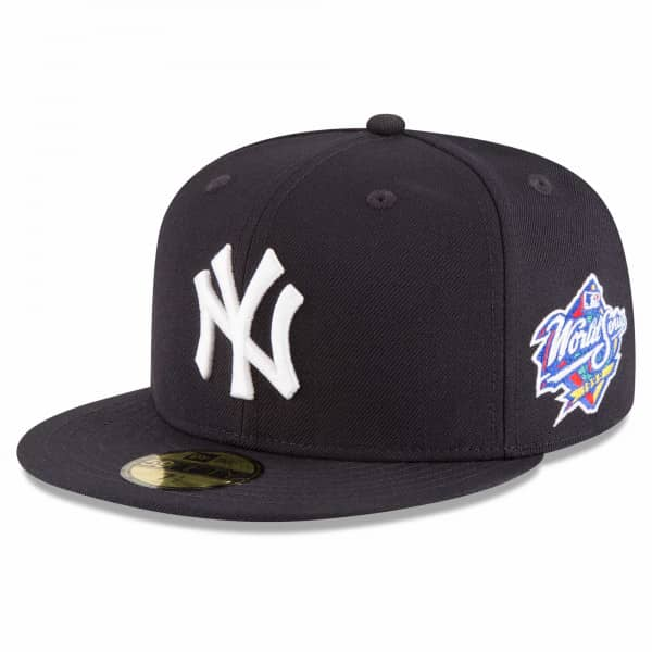 New York Yankees 1998 World Series Cooperstown 59FIFTY Fitted MLB Cap