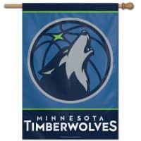 Minnesota Timberwolves Basketball NBA Fahne