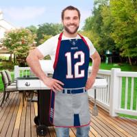 Tom Brady #12 New England Patriots NFL Spielerschürze