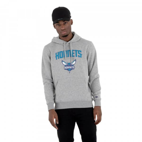 Charlotte Hornets Team Logo Hoodie NBA Sweatshirt