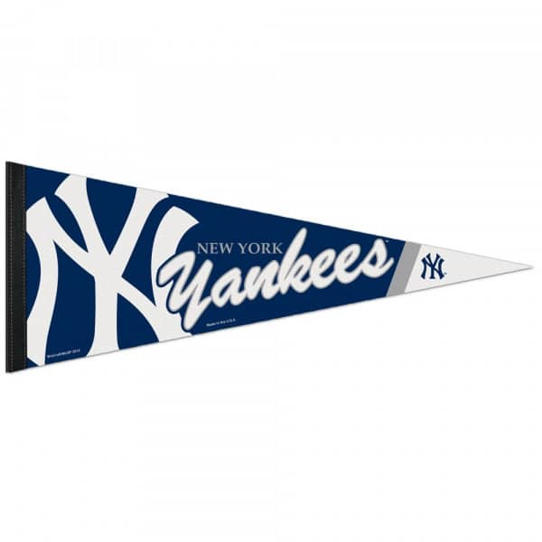 New York Yankees Premium Baseball MLB Wimpel