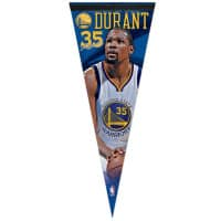 Kevin Durant Golden State Warriors Premium NBA Wimpel