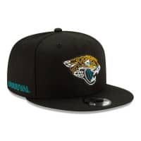 Jacksonville Jaguars Official 2020 NFL Draft New Era 9FIFTY Snapback Cap