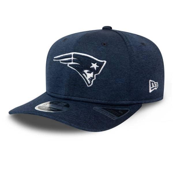 New England Patriots Shadow Tech New Era 9FIFTY Stretch-Snap NFL Cap