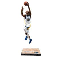 NBA 2K19 Kevin Durant Golden State Warriors Action Figur