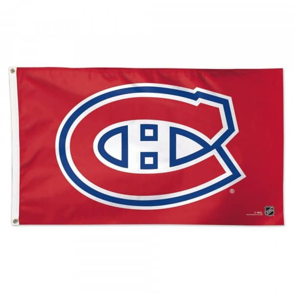 Montreal Canadiens WinCraft Deluxe NHL Hissfahne