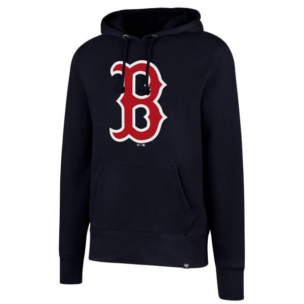 Boston Red Sox Headline MLB Hoodie Sweatshirt