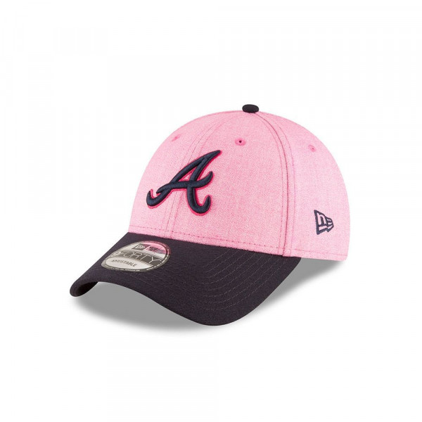 faf7523a8fe New Era Atlanta Braves 2018 Mother s Day 9FORTY MLB Cap