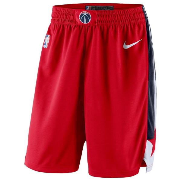 Washington Wizards Icon Swingman NBA Shorts Rot