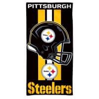 Pittsburgh Steelers Helmet NFL Strandtuch